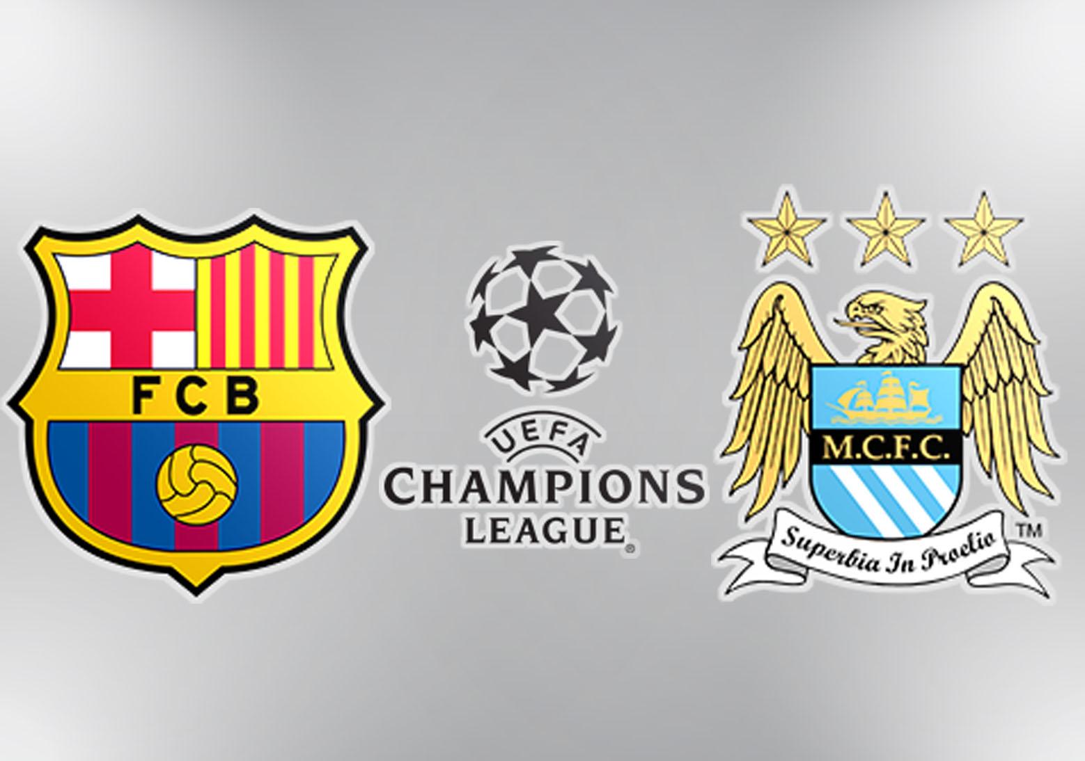 Barcelona Vs Manchester City Logo: Barcelona Vs Manchester City Prediction And Football Tips