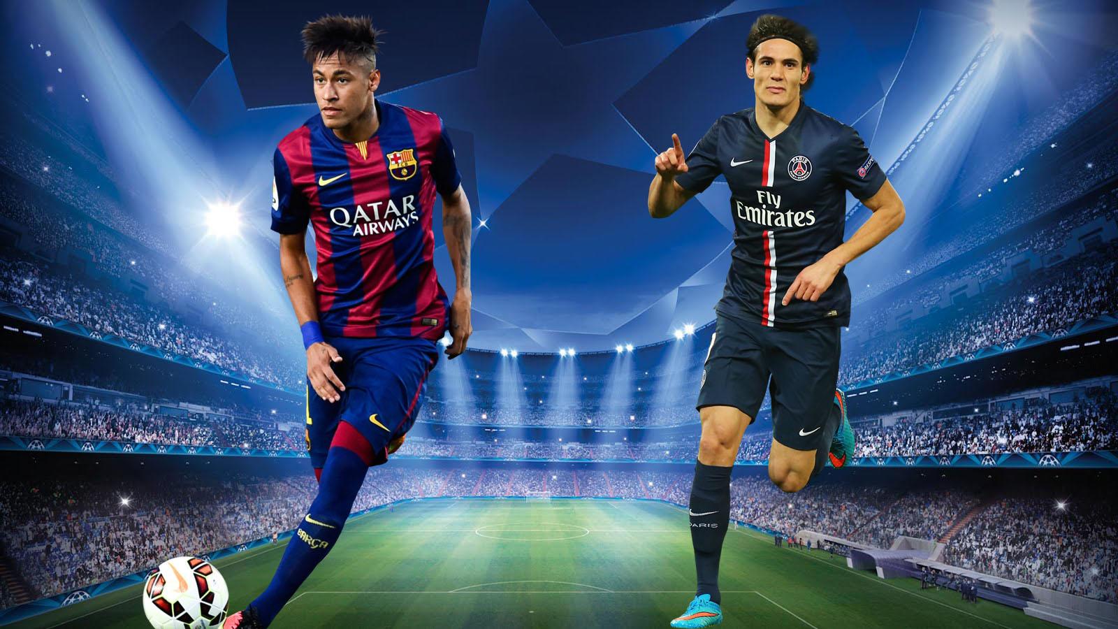 Hasil gambar untuk barcelona vs psg
