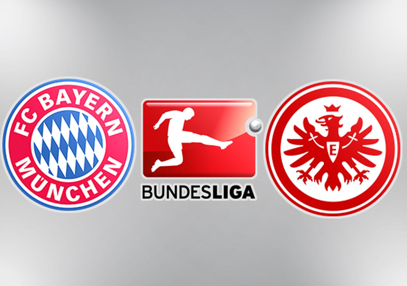 Eintracht Frankfurt vs Bayern Munich