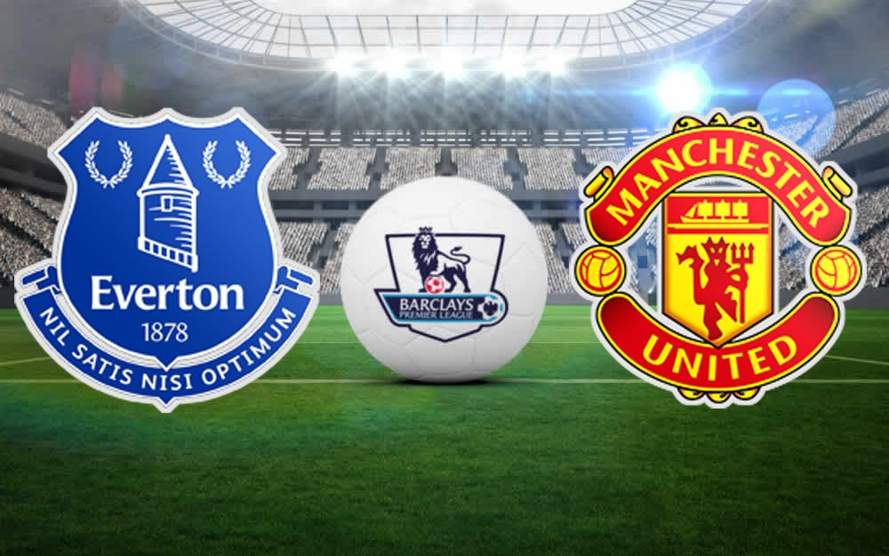 everton vs man united - photo #44