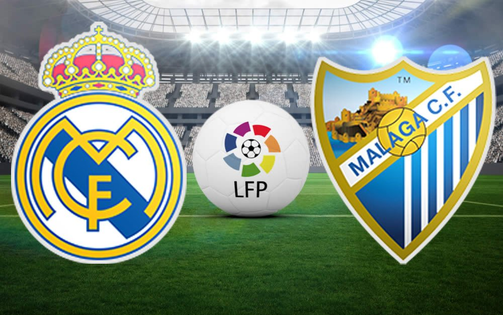 malaga vs real madrid