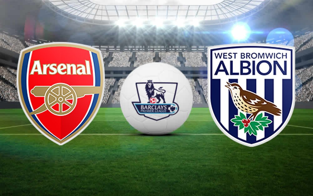 arsenal west brom