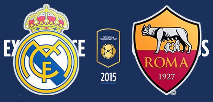 Image Result For Real Madrid Vs Roma En Vivo Ver Partido