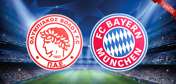 bayern munich olympiakos live streaming