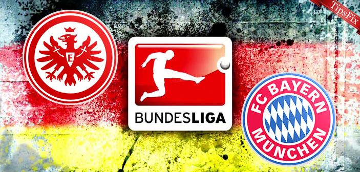 Image result for Eintracht Francoforte vs Bayern Munchen