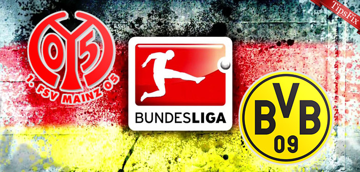 Mainz 05 vs Borussia Dortmund