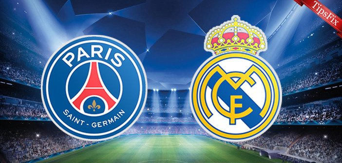 Image Result For Real Madrid Vs Psg