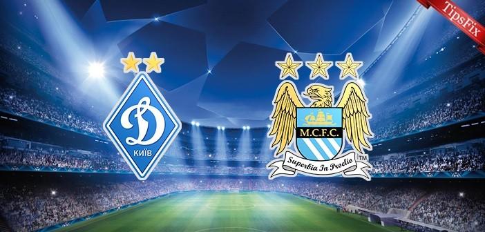 Manchester City - FC Dynamo Kiev