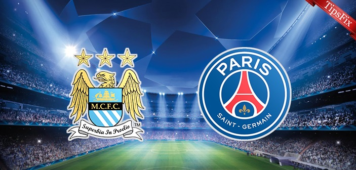 Barcelona Vs Manchester City Logo: Manchester City Vs PSG Prediction And Preview