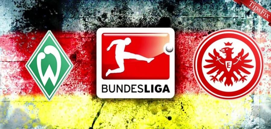 Werder Bremen vs Eintracht Frankfurt prediction