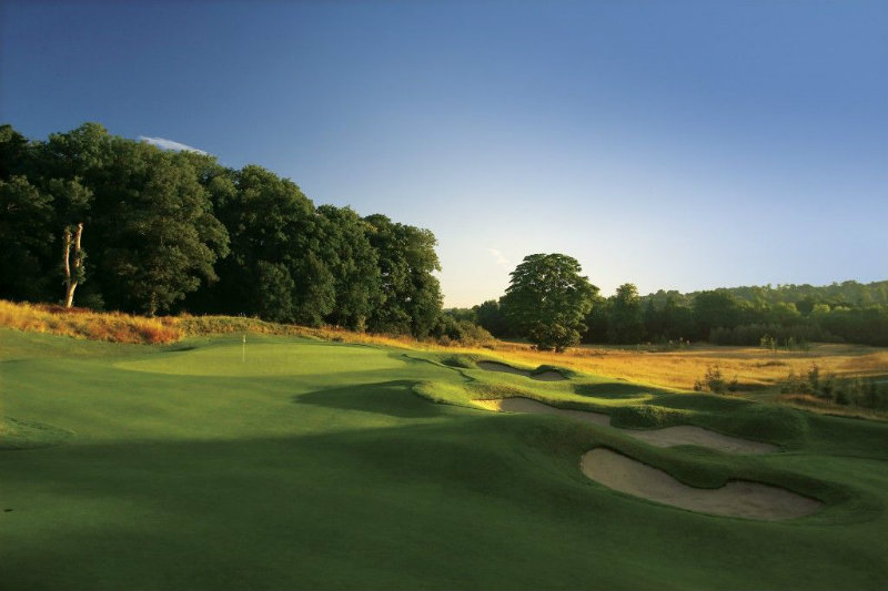 The Grove Golf Restort at Chandler's Cross in Hertfordshire