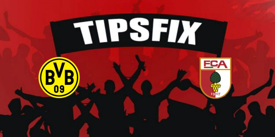 Borussia Dortmund vs Augsburg Prediction, Betting Tips and Preview
