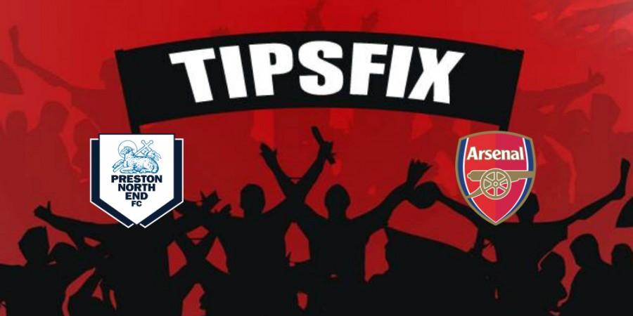 Preston vs Arsenal Prediction, Betting Tips and Preview