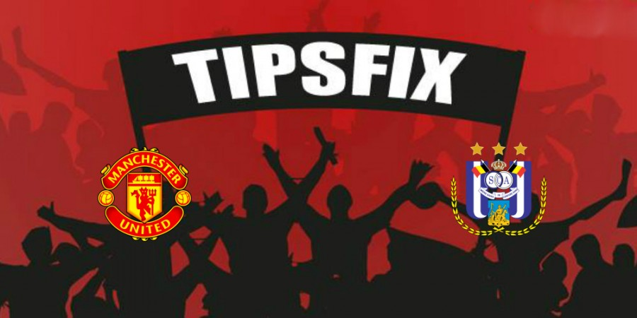 Manchester United vs Anderlecht Prediction, Betting Tips and Preview image
