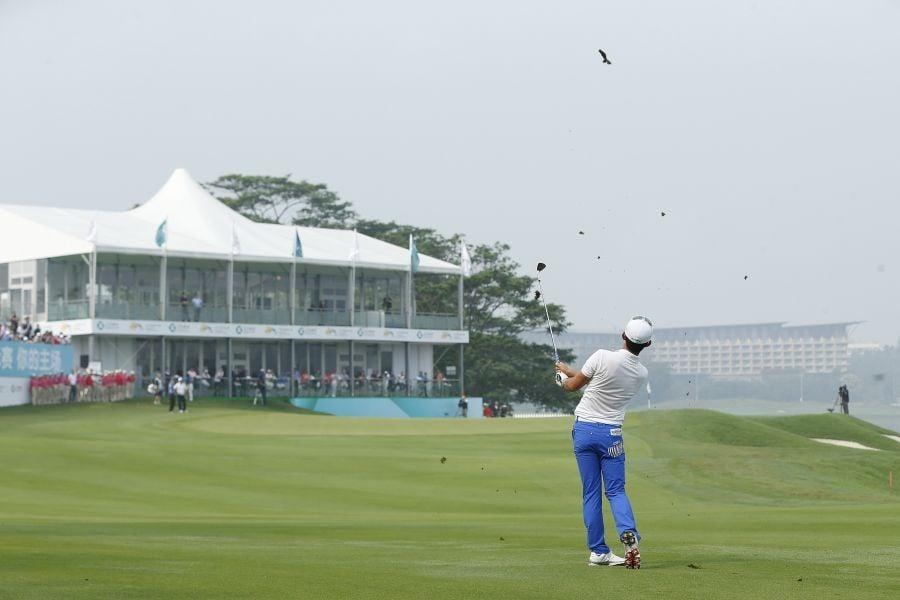 Shenzhen International golf