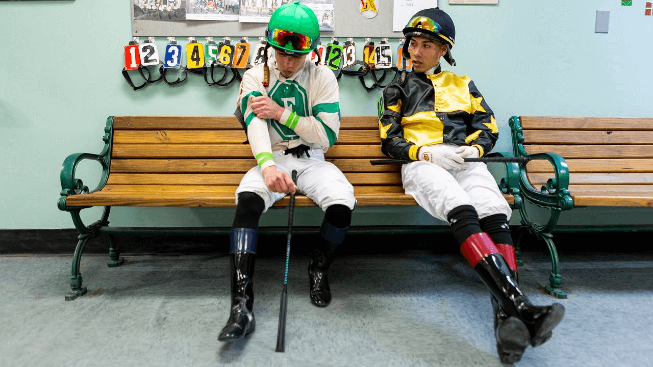 horse racing jockeys